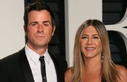 Justin Theroux habló sobre su ruptura con Jennifer Aniston
